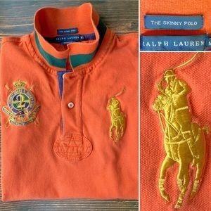 Women's Ralph Lauren Big Pony Polo T-shirt
